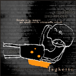 "Laghetto - ""Sonate in bu minore per 400 scimmiette urlanti"" CD digipack  2003"
